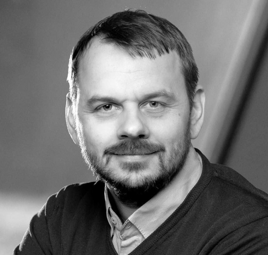 Markko, seniorkonsulent i Vivende