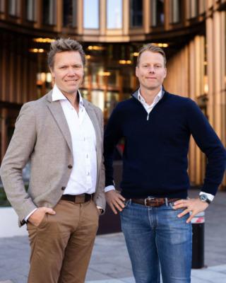 Lederbytte mellom Steinar og Jørgen